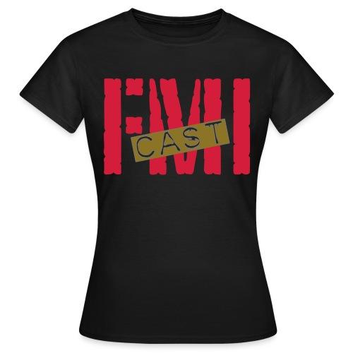 Logo S2 BIG - T-shirt Femme