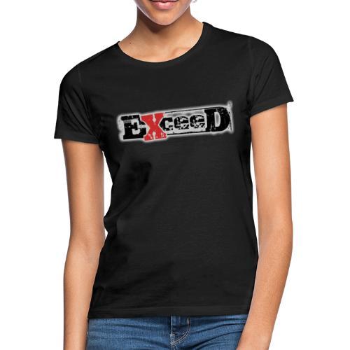 Logo transparent video - Frauen T-Shirt