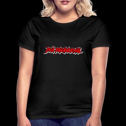 DNA PARANORMAL LOGO - Women's T-Shirt