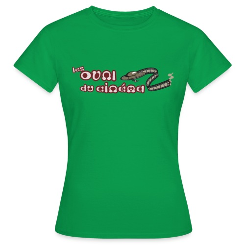logo b - T-shirt Femme
