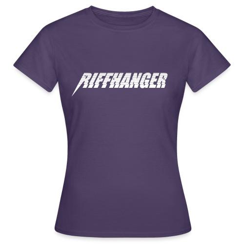 Riffhanger Girlie T-Shirt schwarz - Frauen T-Shirt