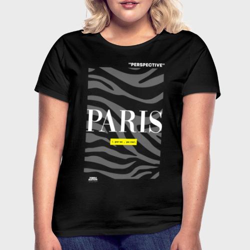 Zebra Nation (PARIS) 2019 Collection - Women's T-Shirt