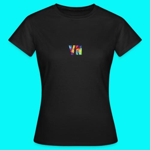 Velocity Networks Coloured Logo! - Women's T-Shirt