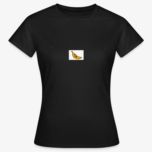 Bananana splidt - Dame-T-shirt