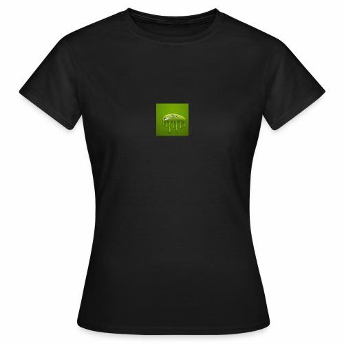 Raksos Logo - Dame-T-shirt
