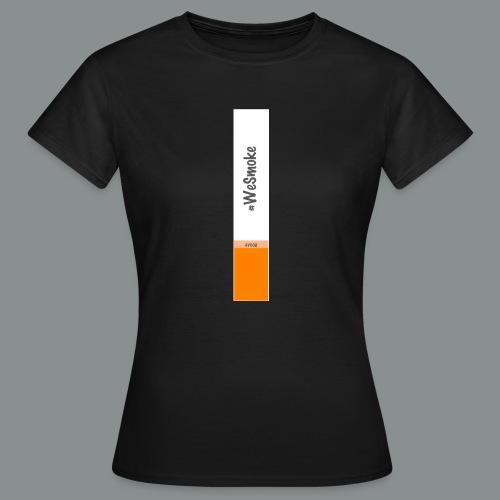 #WeSmoke - Maglietta da donna
