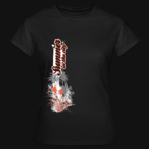 Summer in the City - Frauen T-Shirt