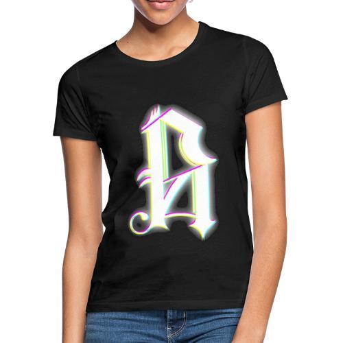 Logo Glow - Frauen T-Shirt