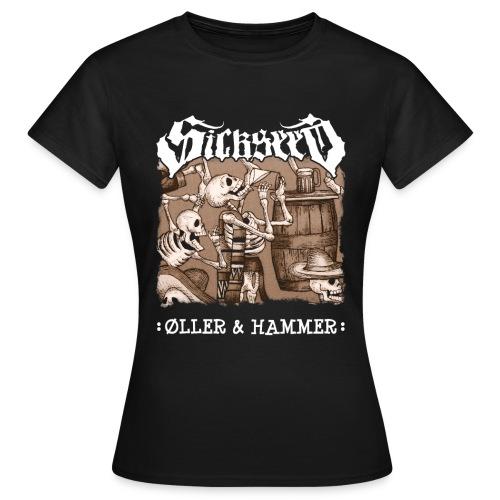 Øller & Hammer - Dame-T-shirt