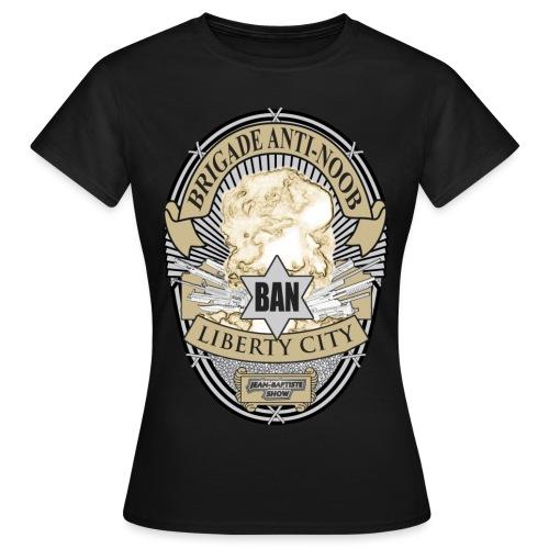 user1798 1247605773 Badge 2000 in Color322223 png - T-shirt Femme