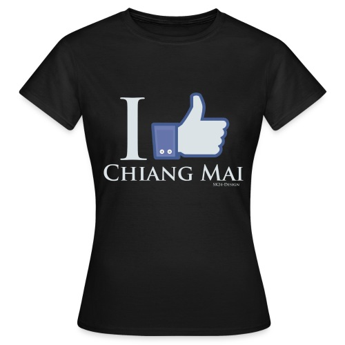 Like Chiang Mai White - Women's T-Shirt