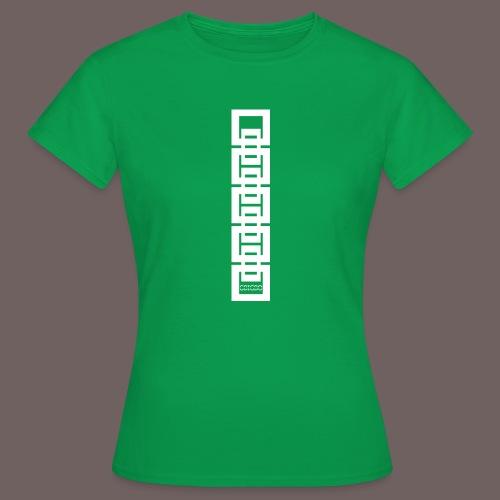 GBIGBO zjebeezjeboo - Rock - Bracelet Squares 02 - T-shirt Femme