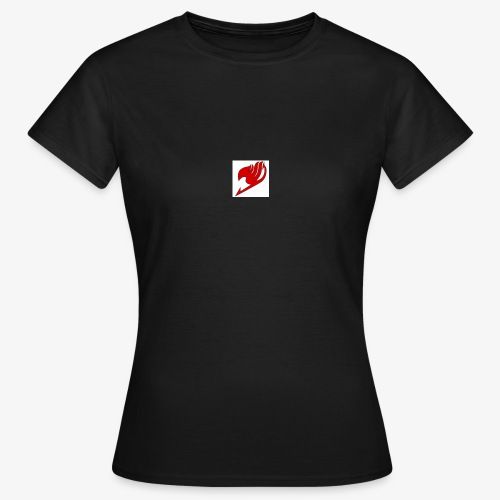 logo fairy tail - T-shirt Femme