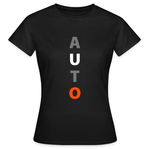AUTO - Koszulka damska