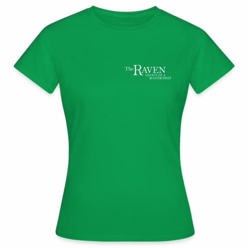 Rabe Logo Weiß - Women's T-Shirt