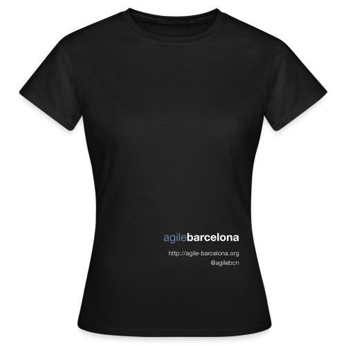 frontal mujer grande - Camiseta mujer