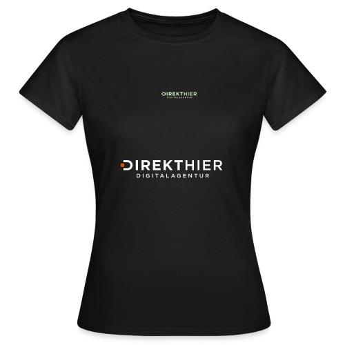 DIREKTHIER Logo - Frauen T-Shirt