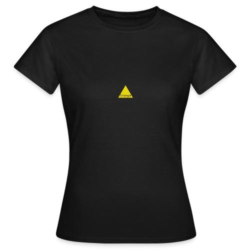 Triangle - Naisten t-paita