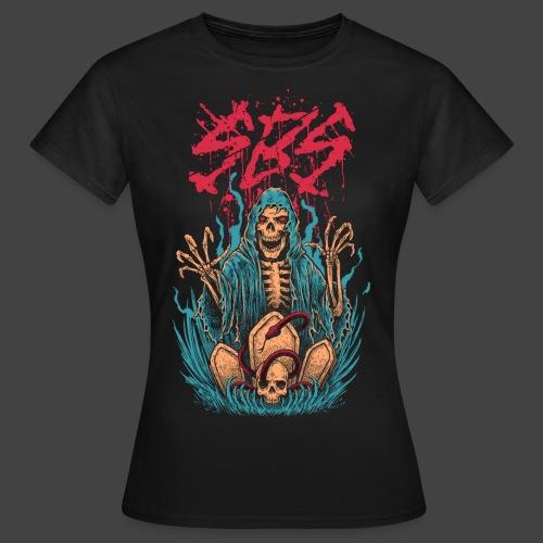 SBS Grim Reaper - Maglietta da donna