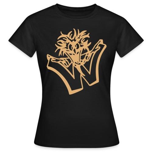 Wahnsinn Logo - Vrouwen T-shirt