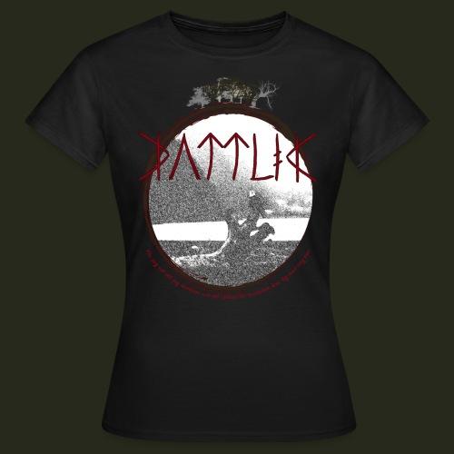 raedslan foer ensamhet - T-shirt dam