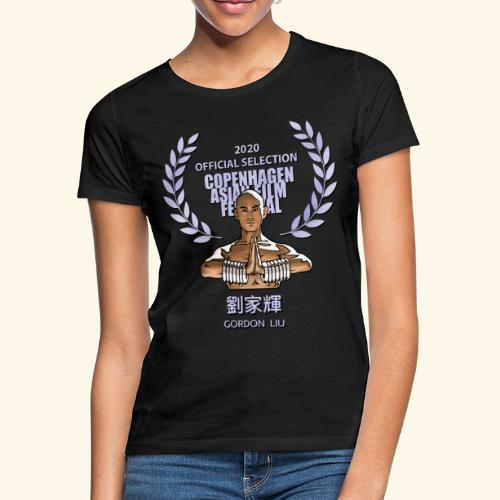 CAFF Official Item - Shaolin Warrior 1 - Dame-T-shirt