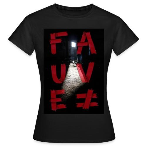 FAUVE - T-shirt Femme