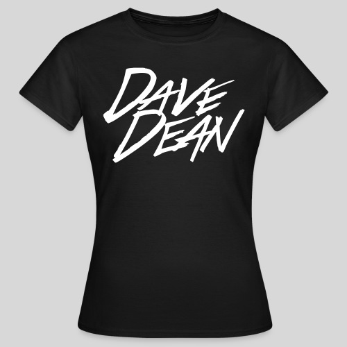 4617107 123302572 dave dean logo alpha o - Women's T-Shirt