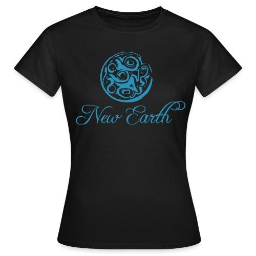 New Earth - T-shirt Femme