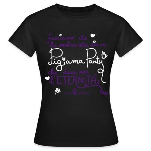 Pigiamaparty - Maglietta da donna