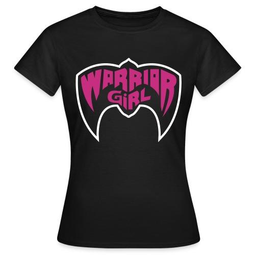WGirlslogo - Women's T-Shirt