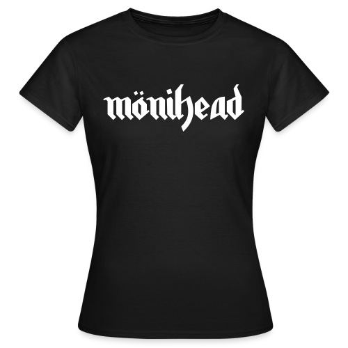 monihead - Frauen T-Shirt