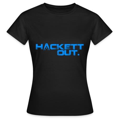 hackettout - Women's T-Shirt