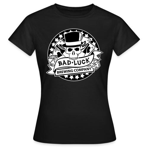 Bad Luck Logo - Women's T-Shirt