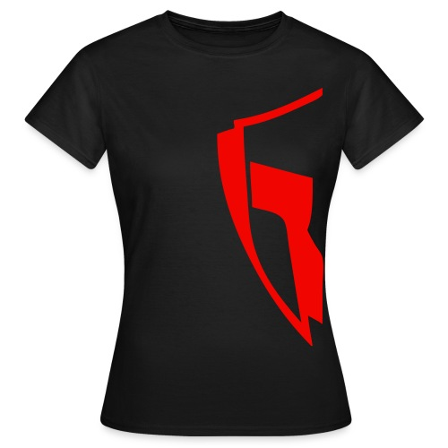 logohalf - Frauen T-Shirt
