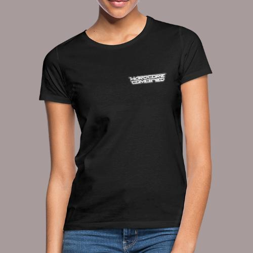 hc letters white 1 - Vrouwen T-shirt