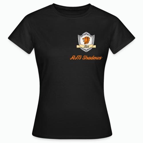 rm shadows - Vrouwen T-shirt