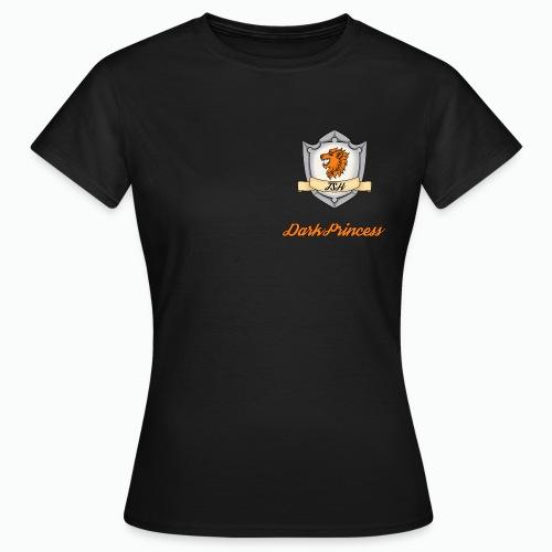 DarkPrincess - Vrouwen T-shirt