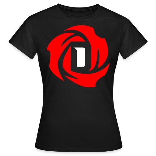 Derrick Rose Logo - Women's T-Shirt