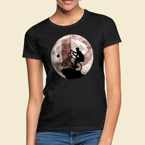 Radball | Cycle Ball Moon - Frauen T-Shirt