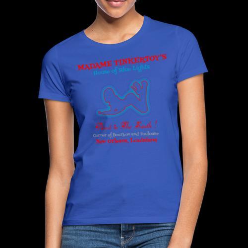 Madame Tinkertoys - Women's T-Shirt