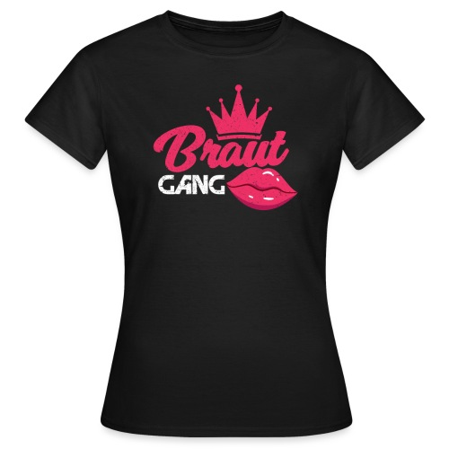 Braut Gang - Frauen T-Shirt