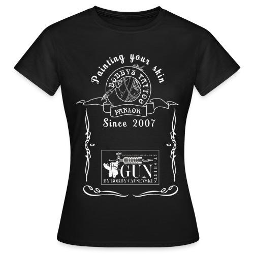 gun 7 - T-shirt dam