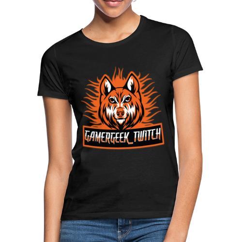 GamerGeek Logo XXXL - Frauen T-Shirt