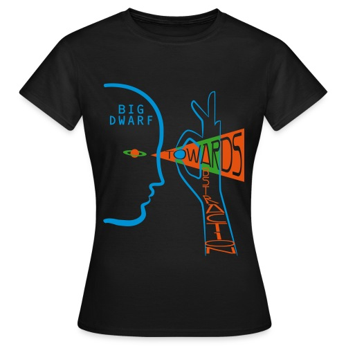 BIG DWARF Watchers - Women's T-Shirt