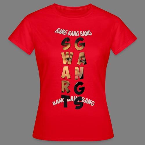 motif yassine - T-shirt Femme