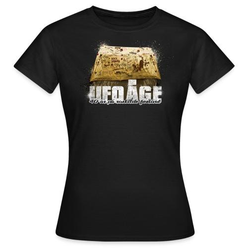 ufotelt - Dame-T-shirt