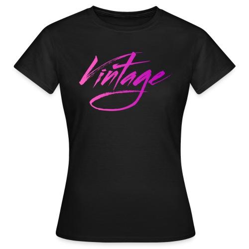 Vintageness 05 - Women's T-Shirt