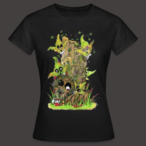 Ivy Death - T-shirt Femme
