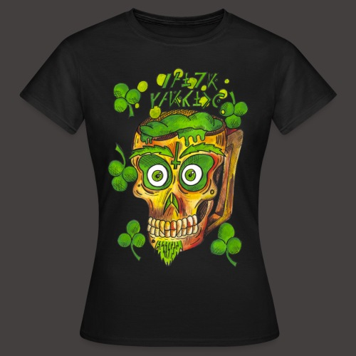St Patrick - T-shirt Femme